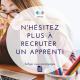 recrutement des apprentis